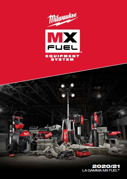 Milwaukee Volantino MX FUEL 2020